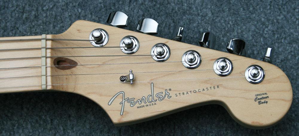 Stratocaster Realmarshall